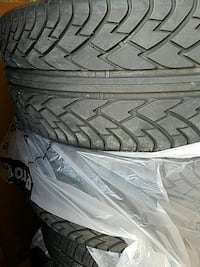 2-22inch tires almost brand new Eugene, 97404