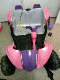 toddler's pink and black ride on toy Austin, 78721