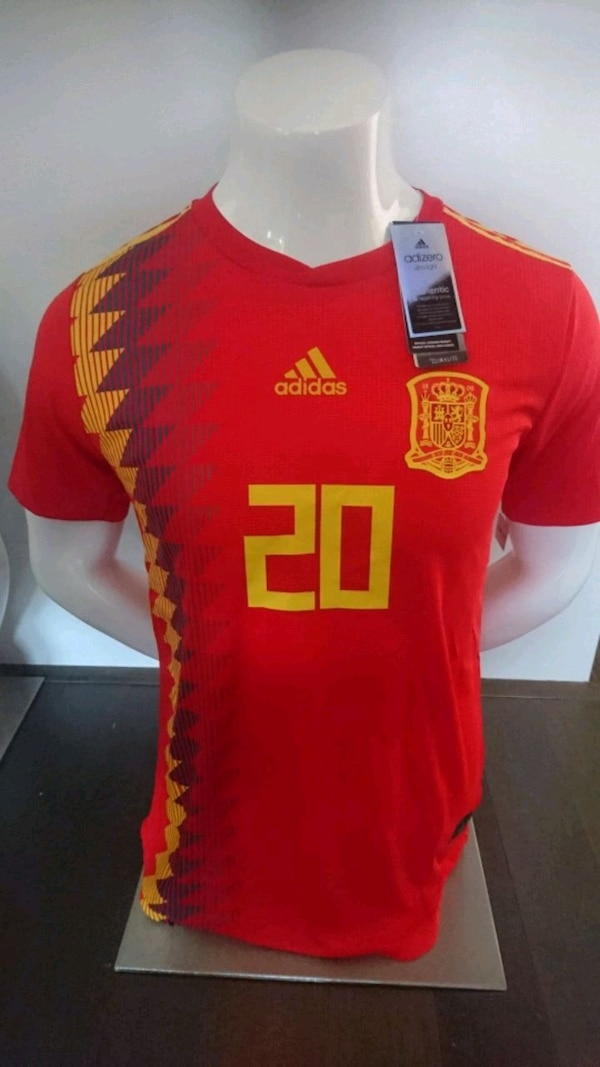 1609e950c Used 2018 World Cup Spain Home Jersey for sale in Mississauga - letgo