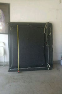 Cover to truck (black) Bakersfield