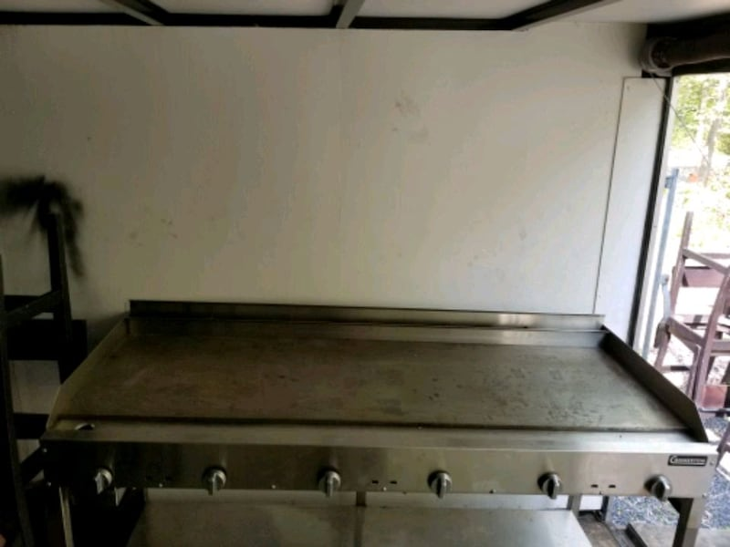 FLAT GRILL 72 INCH STAINLESS 70e1100c-4b0c-40fd-92c2-8ca87966d044