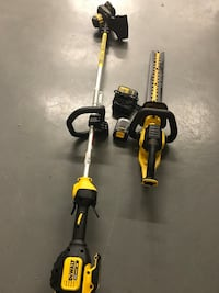 Dewalt Combo set with battery and charger