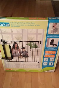 Munchkin baby gate new in box never been used Uxbridge, L0C