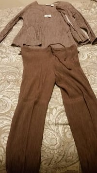 Jaclyn Smith pant 3 piece set Columbus, 31907