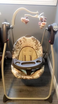 Graco Baby Swing  London, N6J 2J1