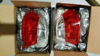 BMW E46 2DR RED/WHITE TAIL LIGHT SET NEW Vaughan, L4L 4V9