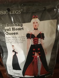 Royal Queen Costume  size m/l New! Baltimore, 21237