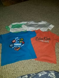 T shirts size 3T Beaumont, T4X 1B9