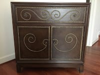 brown and black wooden cabinet Fairfax, 22033