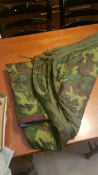 camouflage liner/poncho/blanket 553 km