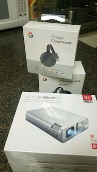 Asus zenbeam mini projector BNIB/&SEALED!&so well below1/2price! Vancouver, V5R 1G1