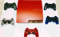 Playstation 3 Scarlet Red Imported Console Edmonton, T5P 4E9