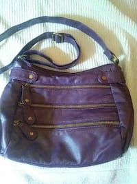 Purple Bueno Purse