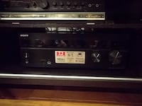 Sony 7.1 STR-DH770 receiver