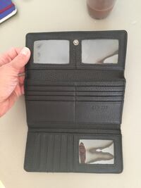 Leather Roots Wallet