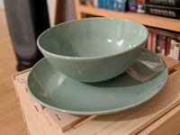Ikea Light Green Dishware  Toronto, M6B 3N3