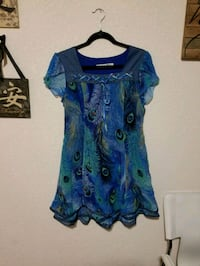 Peacock dress size 11/12 Toppenish, 98948