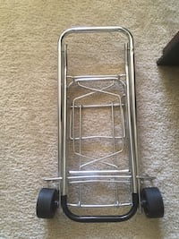 Collapsible luggage cart Alexandria, 22303