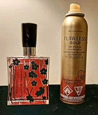Beautiful Jasmine Cherry Blossom Perfume and Shimmer Spray!