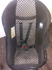 Hardly used car seat Woodlake, 93286