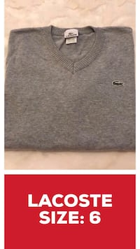 gray and white crew-neck shirt Pickering, L1V 1N9