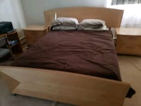 5 piece modern laminated bed room set. Excellent c Hackettstown, 07840
