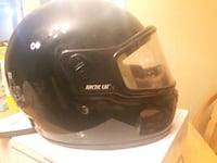 Fiberglass Full Face Helmet Size:L Color:Black Surrey, V3W 5B5