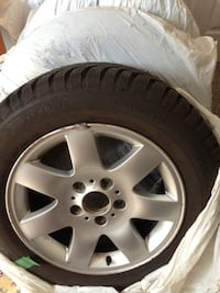 Winter Tires w/ Rims (BMW) Burlington