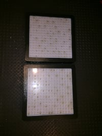 2 Mars Hydro 600 watt LED grow lights Kitchener, N2M 1N5
