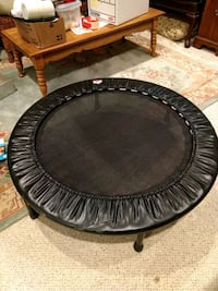round black trampoline North Potomac, 20878