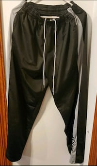 And1 Basketball Gray And Black Long Pants Men's Middletown, 21769