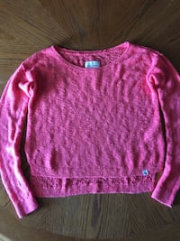 Salmon scoop-neck sweater Myrtle Beach, 29588