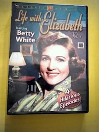 Life with Elizabeth Shows with Betty White DVD!