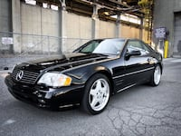 Mercedes - sl500 - 2001 Salt Lake City, 84115