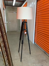 Tripod Floor Lamp Lake Forest, 92630