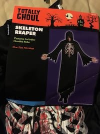 Skeleton reaper costume Columbia, 21045