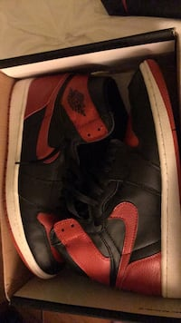 unauthorized  bred 1s size 11 Springfield, 22153