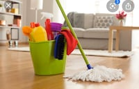 I have available for cleaning and booking for regular cleaning weekly bye weekly monthly I can provide reference if you required Great attention to detail and very thorough and quick. I do all aspects of housekeeping and deep cleaning Mississauga