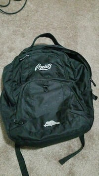 black Roots backpack