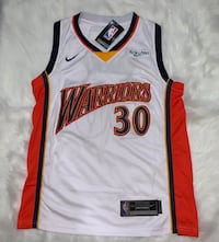 Curry GSW Throwback Jersey Surrey, V4N 1B6