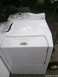 white front-load clothes washer Duncanville, 75116
