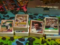 assorted baseball trading card collection West Haven, 06516