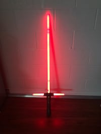 Kylo Ren Red Light Saber Star Wars Black Series Hasbro  La Habra, 90631
