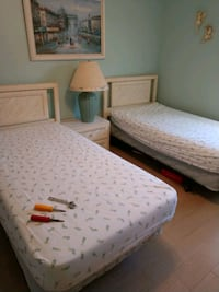 Single bed set North Fort Myers, 33917