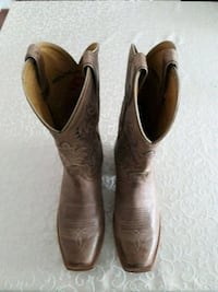 Nucona Boots 100% leather... Germantown, 20874