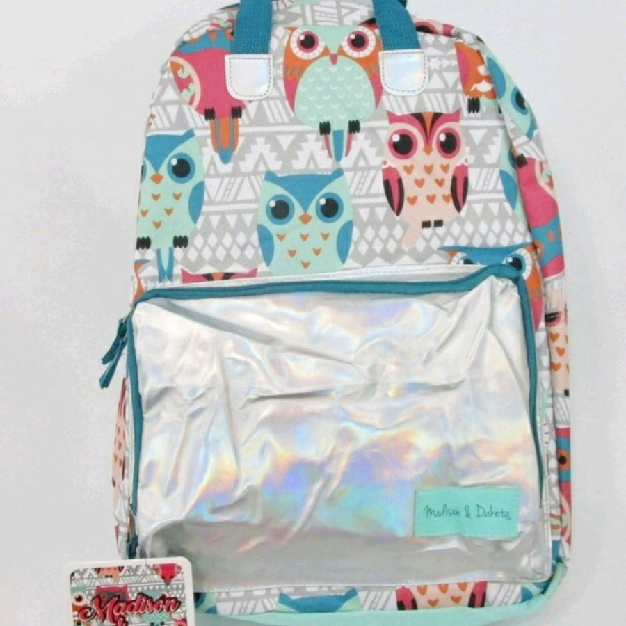 Madison and Dakota Kids Backpacks