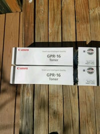 GPR-16 Genuine Cannon Toner Cartridge