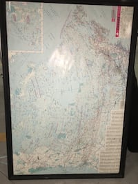 Pin map of Canada    Toronto, M3A 3M5