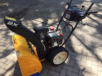 "Cub Cadet 24"" Snowblower"
