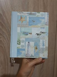 English home defter.